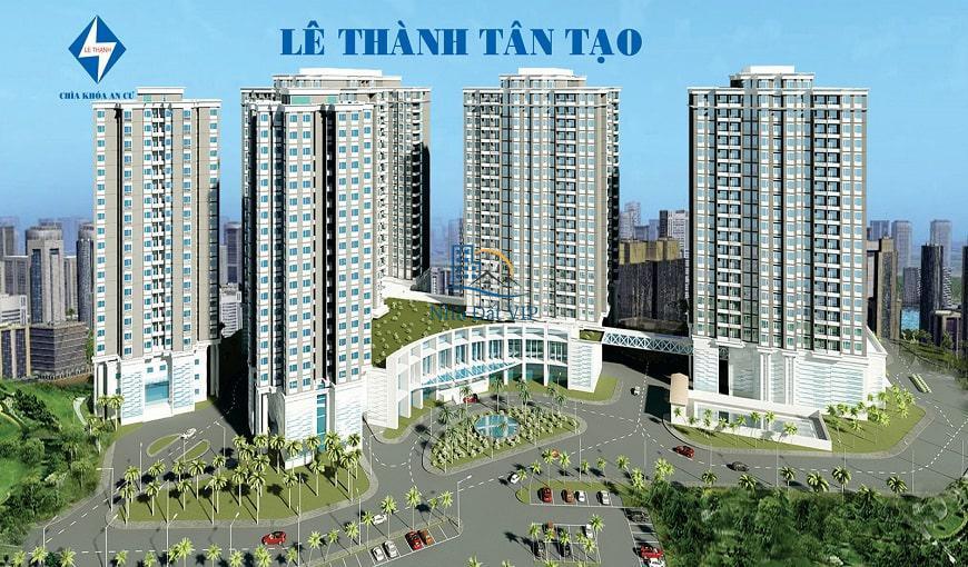 01-Tổng quan Chung cư Lê Thành Tân Tạo