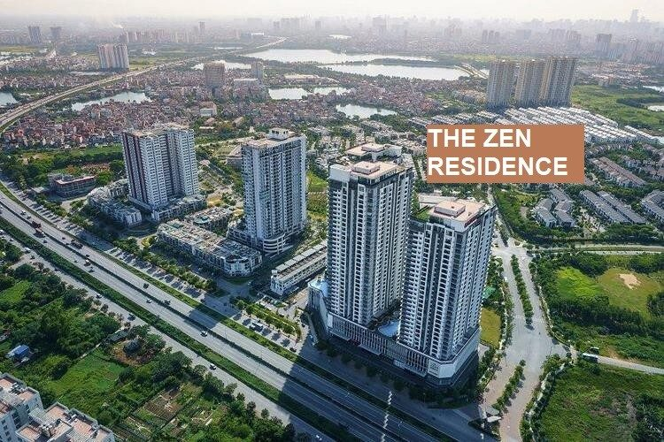 01-Tổng quan căn hộ cao cấp the zen residence