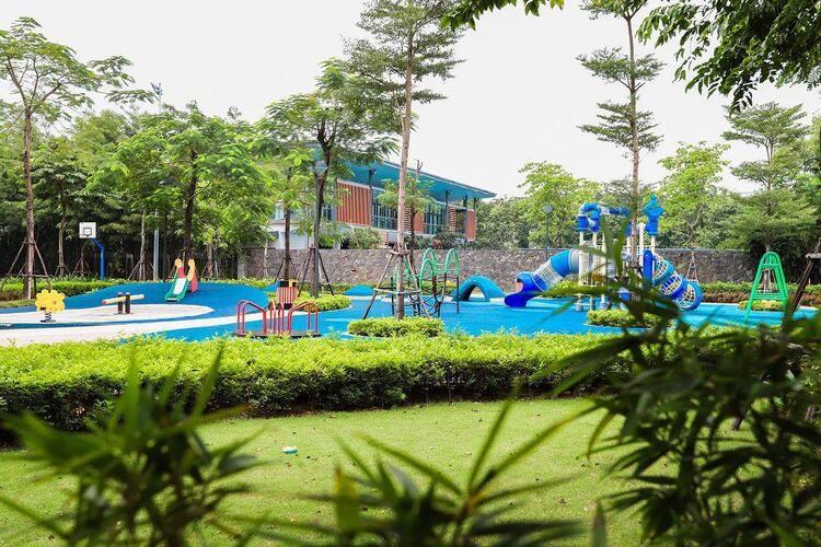 06-1 công viên vui chơi chung cư the zen gamuda