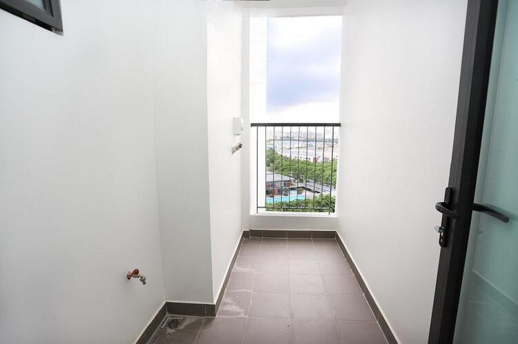 12-5 loggia căn hộ the zen residence