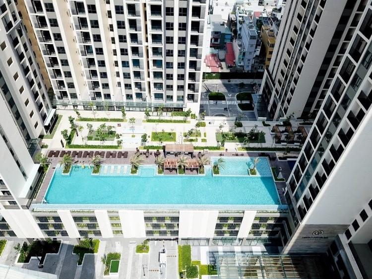 Bể bơi Hado Centrosa Garden Q10
