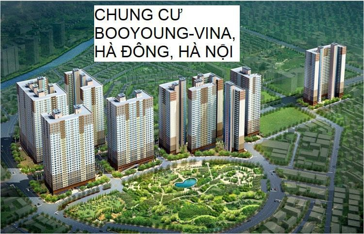 Chung cư Booyoung-Vina Hà Đông- Hà Nội