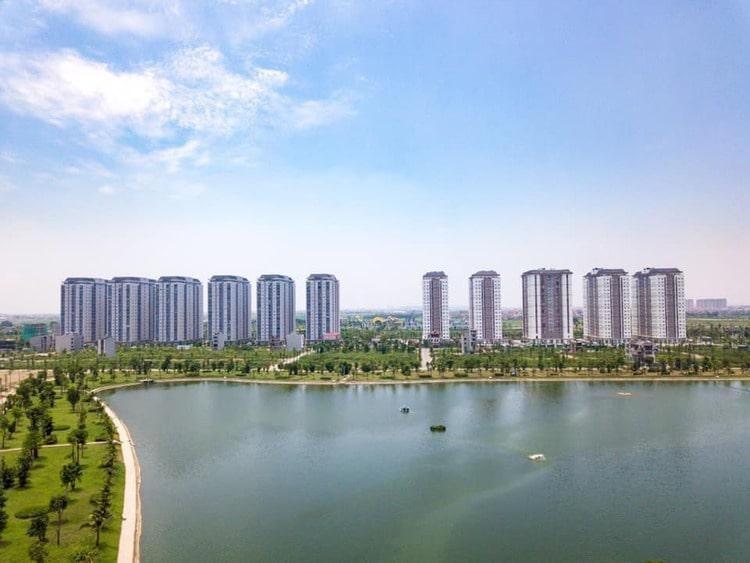 Chung cư Thanh Hà - Tòa HH02 HH03