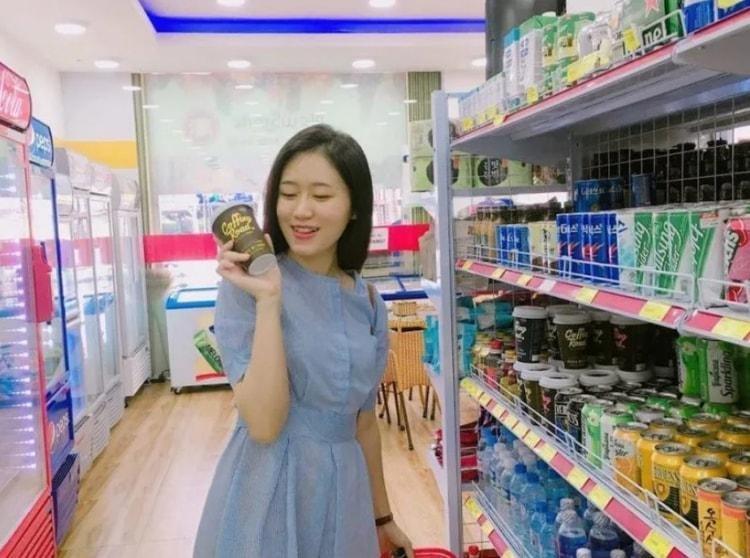 Hệ thống siêu thị tại chung cư Quốc Tế Booyoung