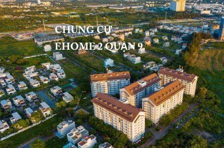 Phối cảnh chung cư Ehome 2 Quận 9