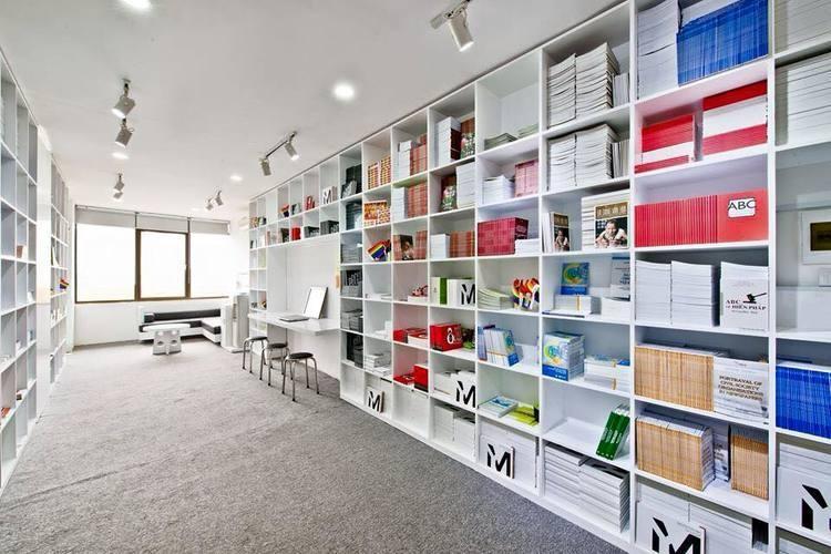 Thư viện dành cho cư dân Booyoung