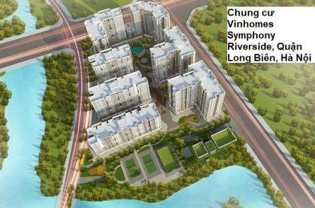 Chung cư Vinhomes Symphony Riverside